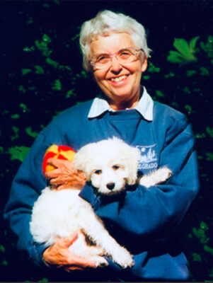 Jane McAfee and Bentley